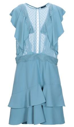 vestito azzurro Elisabetta Franchi