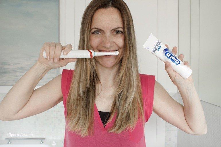 spazzolino elettrico oral b protezione gengive 2