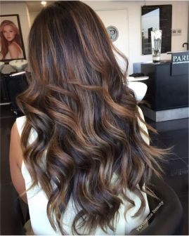 onde con balayage scure