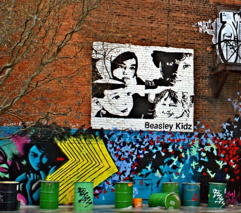 Beasley Street Art