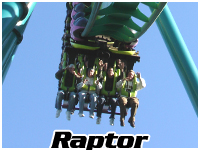 Raptor Photo Gallery Cedar Point