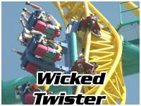 Wicked Twister Photo Gallery Cedar Point