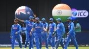 Team India in world cup