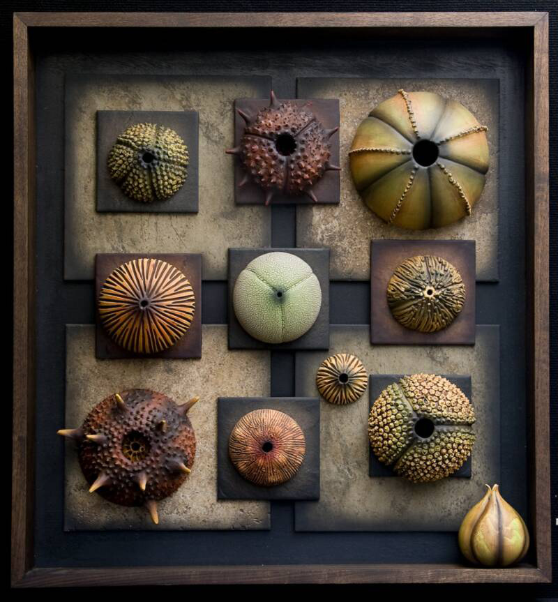 Inspired By Ceramic Textures The Daily Polymer Arts Blog
