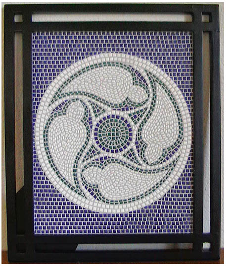 Geena mosaic