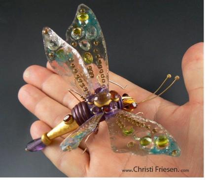 christi friesen dragonfly