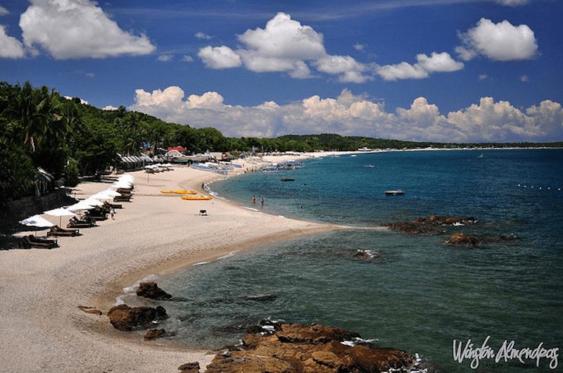 Anilao Batangas Beach Resorts White
