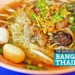 The Kerbside Cuisine of Bangkok, Thailand