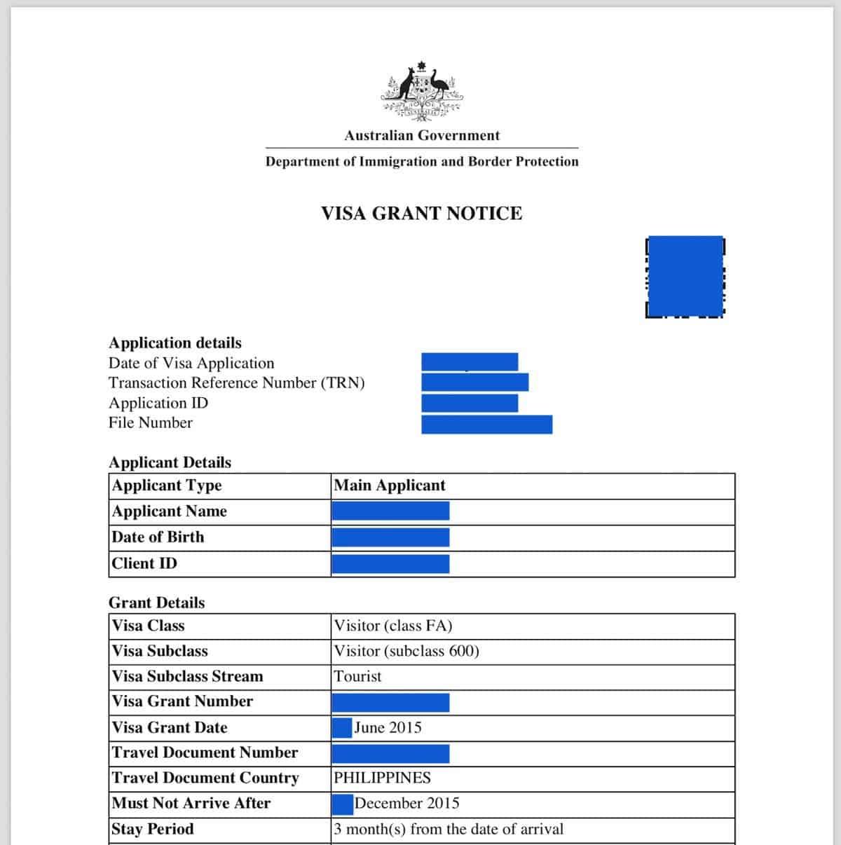 Australian Visa Requirements Amp Online Application