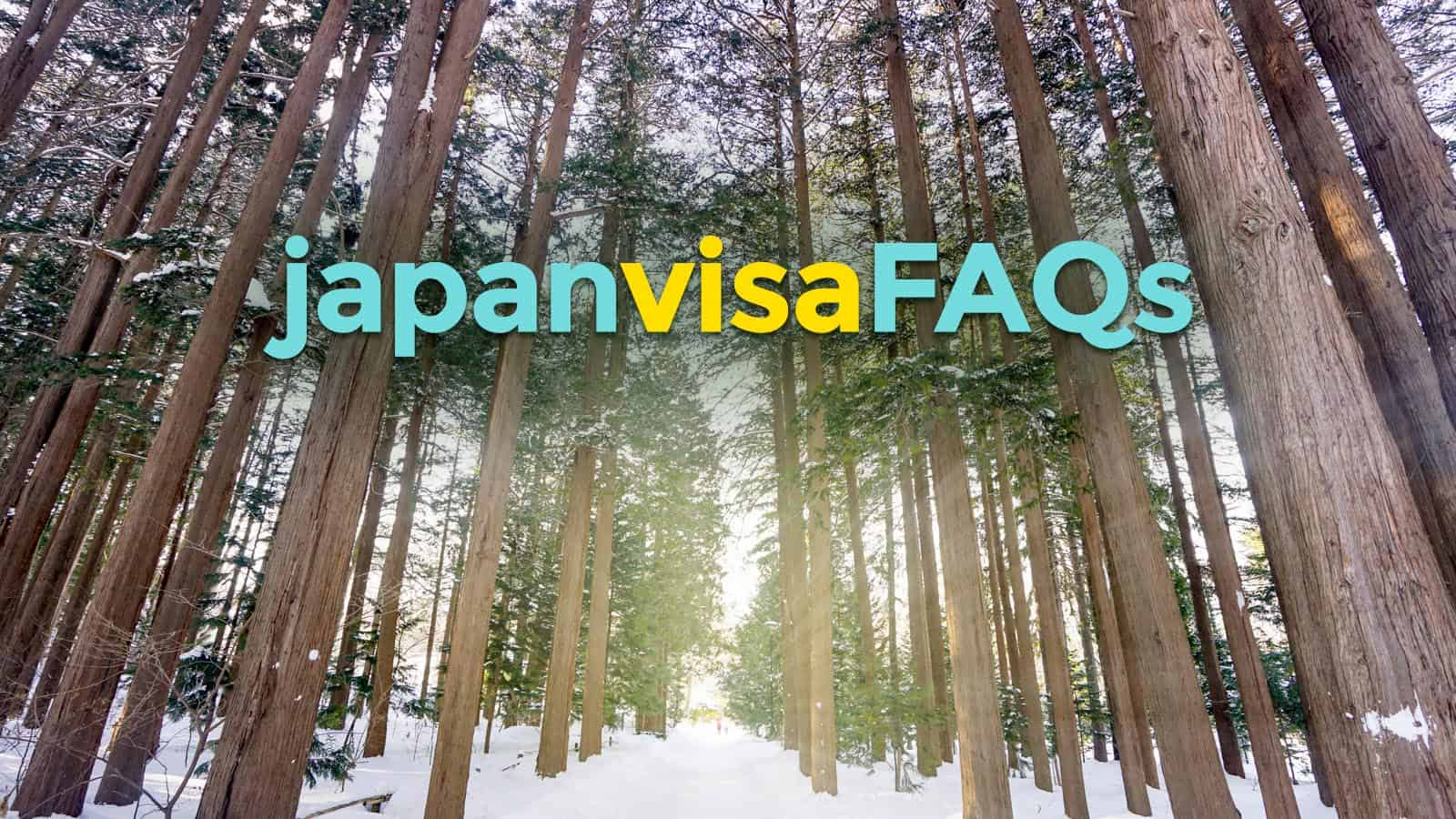 HOW TO RENEW YOUR JAPAN VISA & Other Frequently Asked Questions (FAQs)