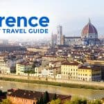 FLORENCE ON A BUDGET: Travel Guide & Itinerary