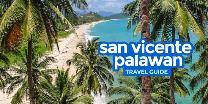 New! SAN VICENTE PALAWAN Travel Guide: Budget, Itinerary, Things to Do