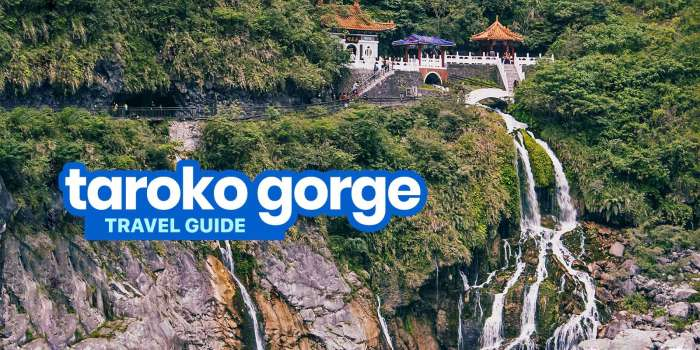 TAROKO GORGE TRAVEL GUIDE: Bus Passes, Tours, Things to Do