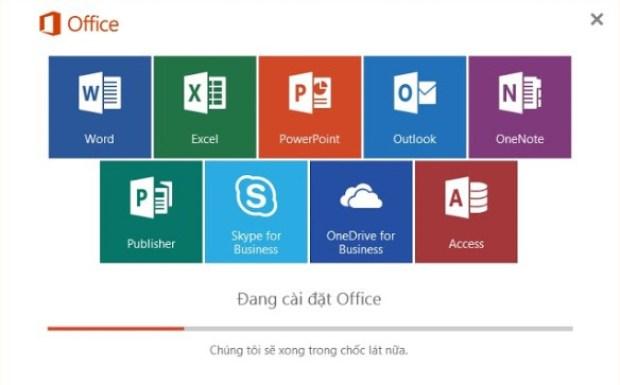 Download Microsoft Office 2016 Portable Không Cần Cài Đặt