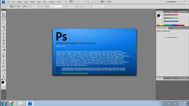 Photoshop CS4 Portable