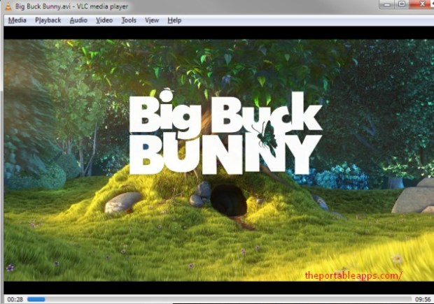 Portableapps VLC Player