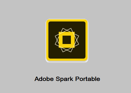 Adobe Spark portable download