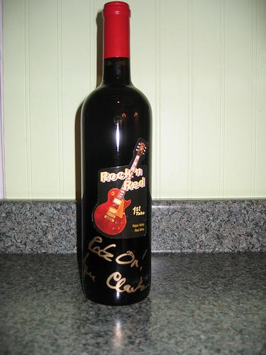 Amizetta Vineyard Rock'n Red 1st Take