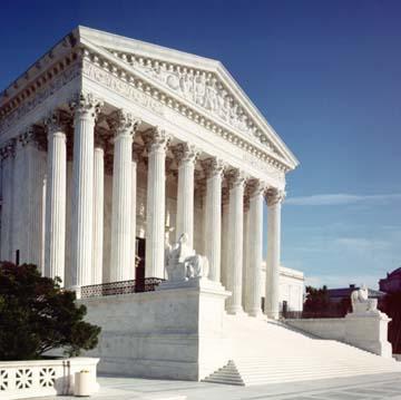 The Supreme Court Building, Washington, D.C..