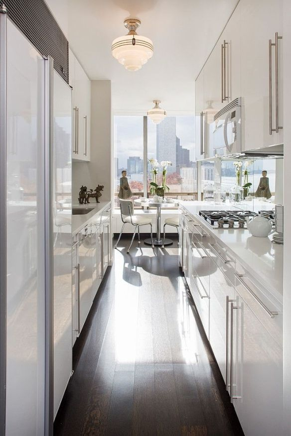 Kitchen Remodeling Manhattan Ny 13: Small Kitchens, Big Design