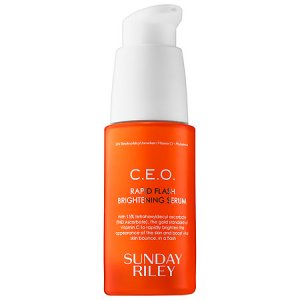 Sunday Riley Rapid Flash CEO serum