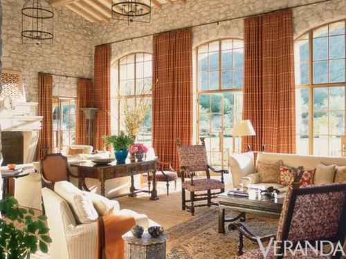 Scottsdale House by Michael S Smith via Veranda 8