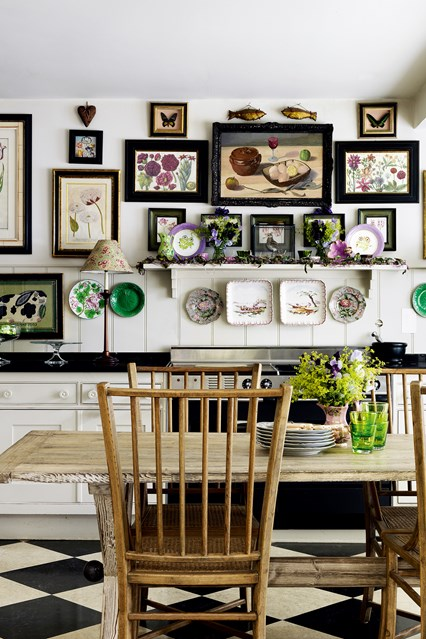 Butter Wakefields Home via House and Garden UK 2