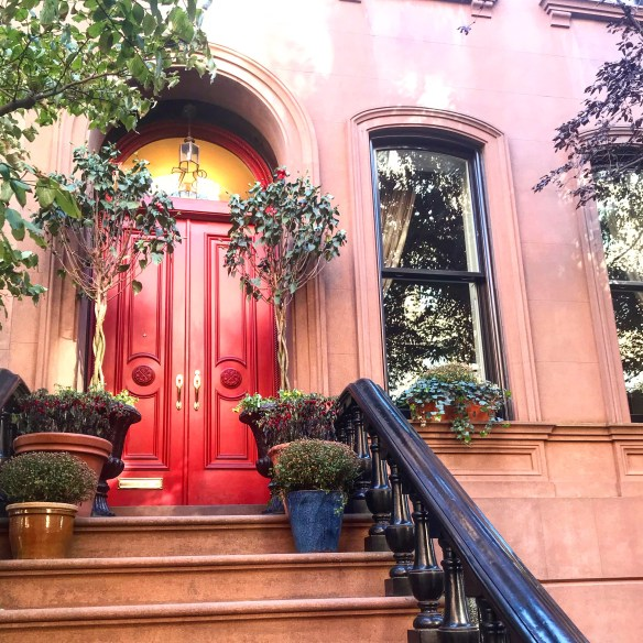 NYC townhouse photo by Christina Dandar for The Potted Boxwood 6