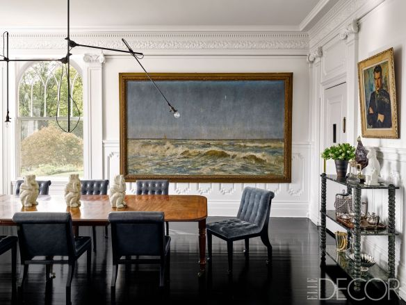 Michael Bruno via Elle Decor. 5