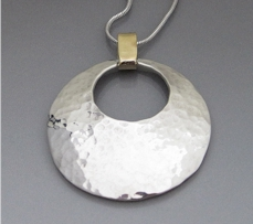 Silversmithing at Th e Potters Barn - Shape and Form