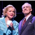 War Paint Goodman Theater - which stars two-time Tony Award winners Patti LuPone ( Evita, Gypsy) and Christine Ebersole ( 42nd Street, Grey Gardens) as Helena Rubinstein and Elizabeth Arden,