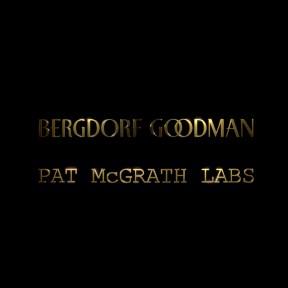 PatMcGrath x Bergdorf
