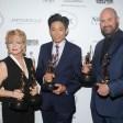 Vivian Baker, Kazu Hiro, Richard Redlefsen