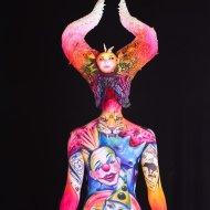 Yulia Vlasova World Award Airbrush 2nd Place