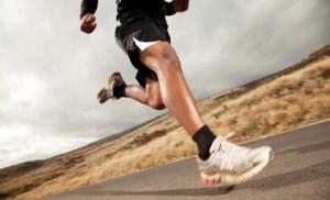 runner-open-road