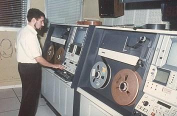 ampex vtr vintage