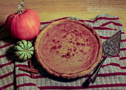 Simple Pumlin Pie Image