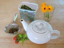 Strawberry Rejuvenation Tea Mix Recipe