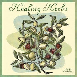 Introducing The Healing Herbs 2011 Calendar