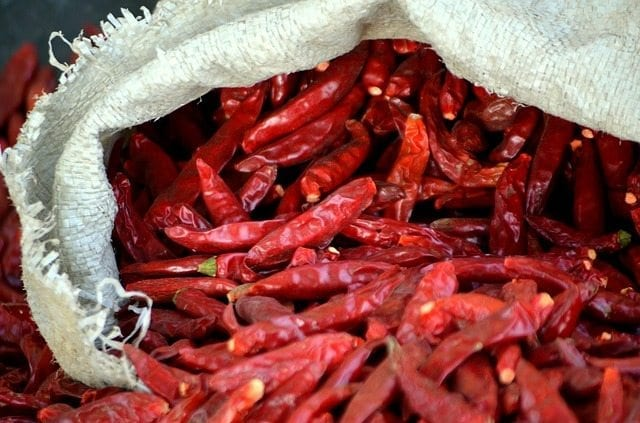 Chili Pepper Medicine