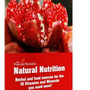 Natural Nutrition Book
