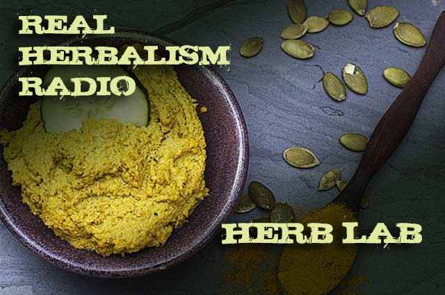 Show 89: Herb Lab With Oxymels Inspired By Rosalee De La Foret