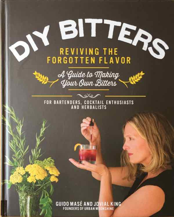 DIY Bitters By Guide Mase And Jovial King