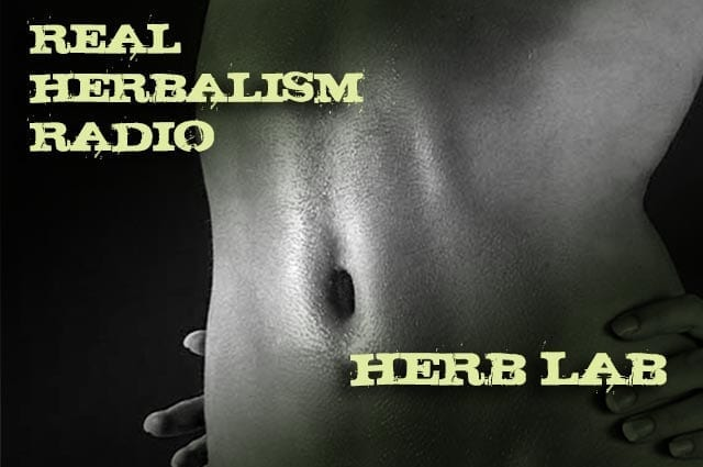 Show 113: Herb Lab – Digestive Health With Thomas Easley