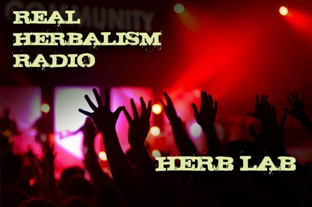 Show 129: Herb Lab – 7Song – Herbal First Aid For Large Groups