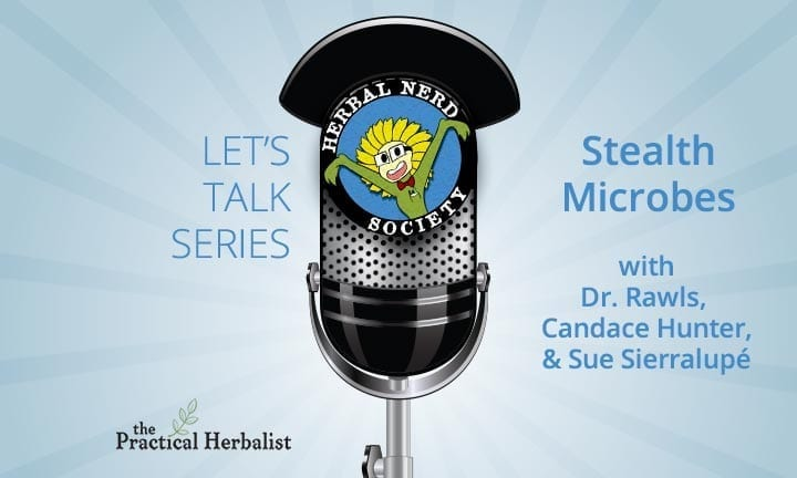 Let's Talk Series: Stealth Microbes With Dr. Bill Rawls