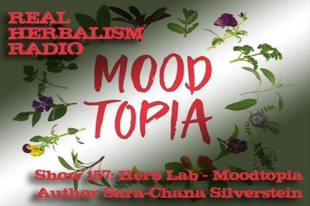 Show 157: Herb Lab – Moodtopia Author Sara-Chana Silverstein