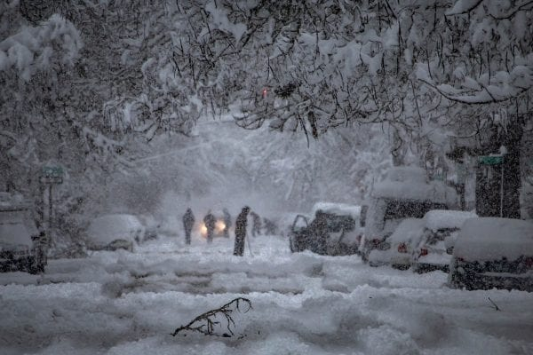Snowpocalypse 2019