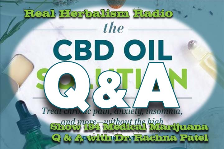 Question And Answer On CBD
