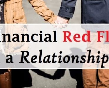 9 Financial Red Flags in a Relationship